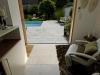Terrasse in Granit Norikum Grau & Innenbereich Giallo Venezia Indoor