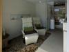 Boden in Giallo Venezia Indoor & Wandverkleidung Giallo Venezia gerillt