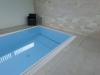 Giallo Venezia Wandverkleidung Boden Indoorpool