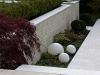 Giallo Venezia Außenbereich Gartenmauer Weg