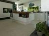 Boden und Sockel Kücheninsel Giallo Venezia Indoor