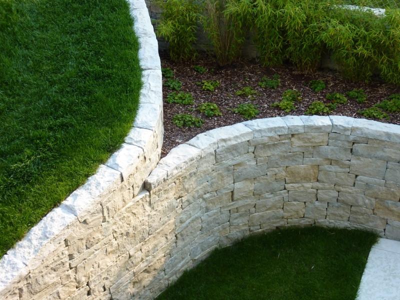 Dietfurter Kalkstein systemmauerwerk stonebox
